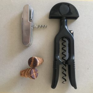 Collection of cork screws